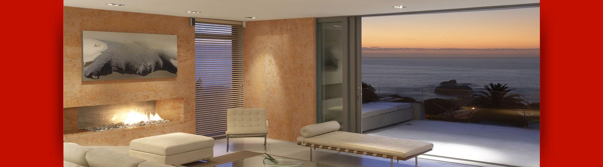 nuove pitture interni per cucina e sala : Pitture Moderne Per Interni: Idee appartamento moderno - nuove ...